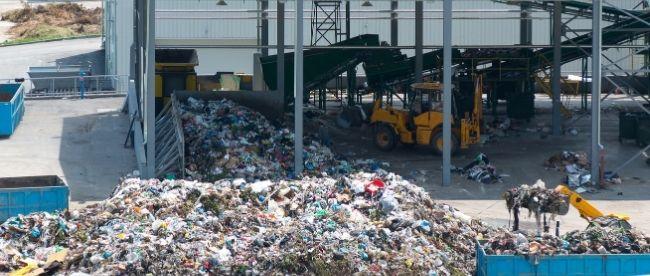 traitement des déchets