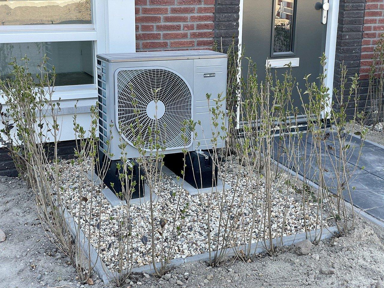 La pompe à chaleur peut aussi climatiser